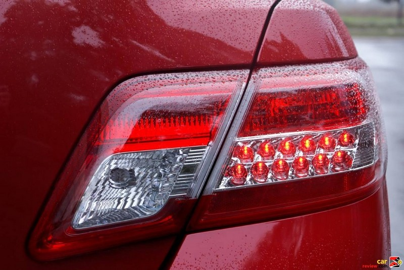 LED for tail, stop and side marker lamps