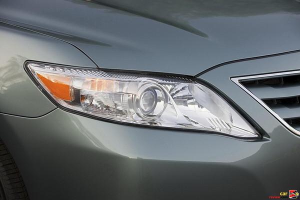 Camry projector headlamps