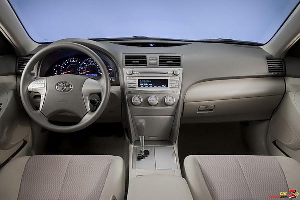 Camry interior