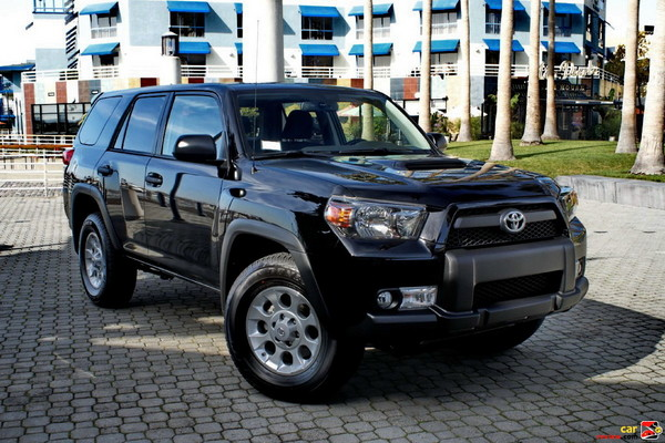 2010 Toyota 4Runner Trail Edition