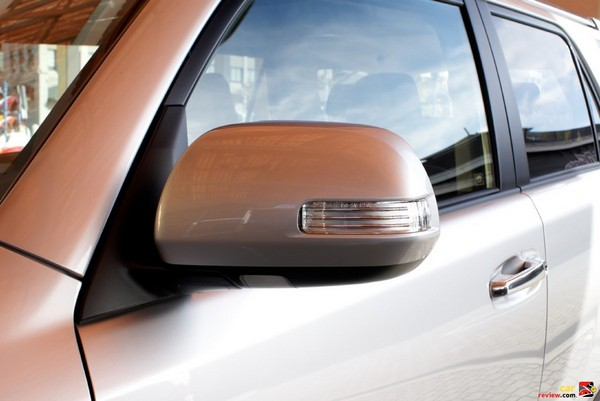 4Runner outside mirror w/integrated turn signals