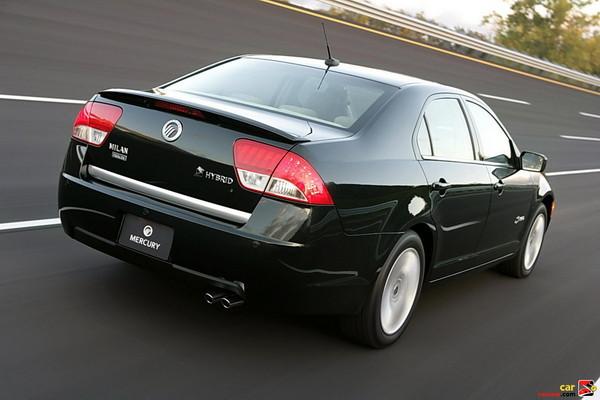 2010 Mercury Milan Hybrid