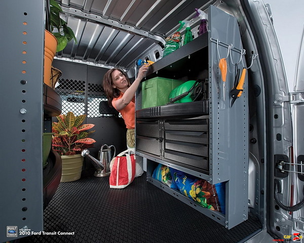 Customizable Cargo Area