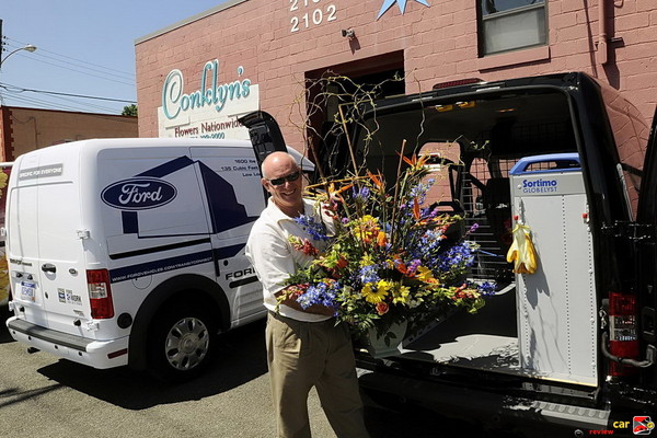 Ford Transit Connect scores high w/small businesses