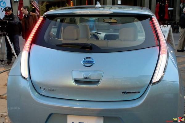 Nissan Leaf Concept
