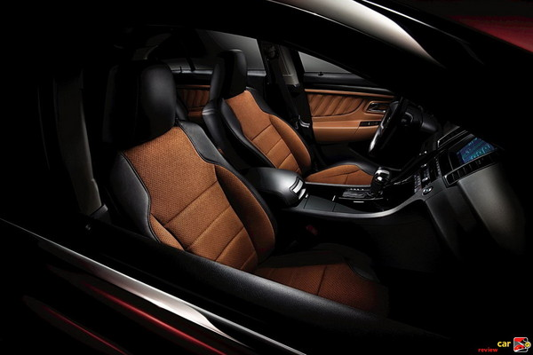 Ford Taurus SHO front seats