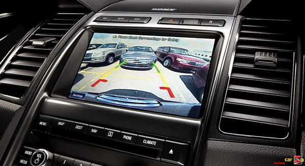 Available rearview camera system