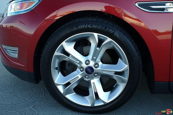 """20"""" 5-Spoke Luster Nkl Aluminum Wheels"""