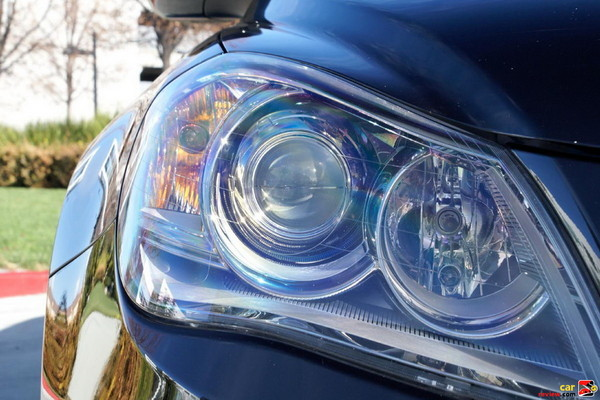 Projector headlamps
