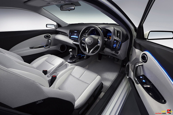 Honda CR-Z Concept interior