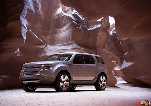 Ford Explorer American Concept