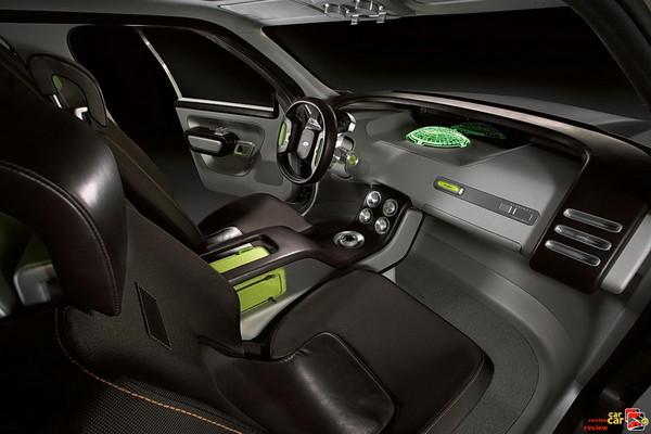 Ford Explorer American Concept Interior