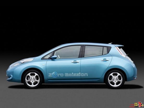 2011 Nissan Leaf EV