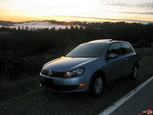 2010 Volkswagen Golf Mk 6