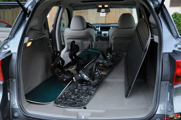Snowboards fit fine