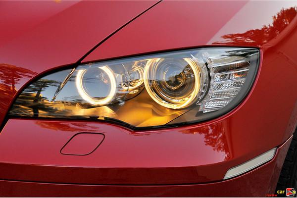 Xenon Adaptive Headlights
