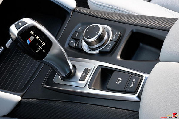 6-speed M Sport Automatic transmission
