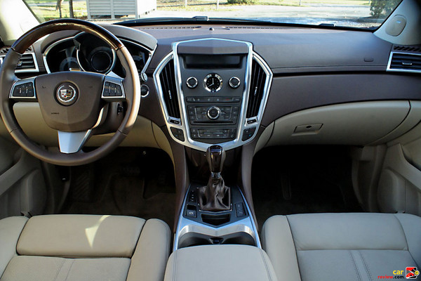 Cadillac SRX Interior
