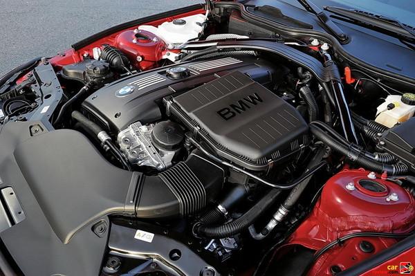 3.0-liter, 300-horsepower, inline 6-cylinder engine