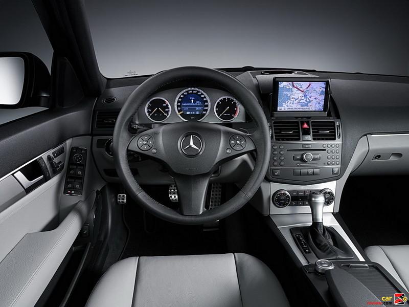 2010 Mercedes-Benz C350