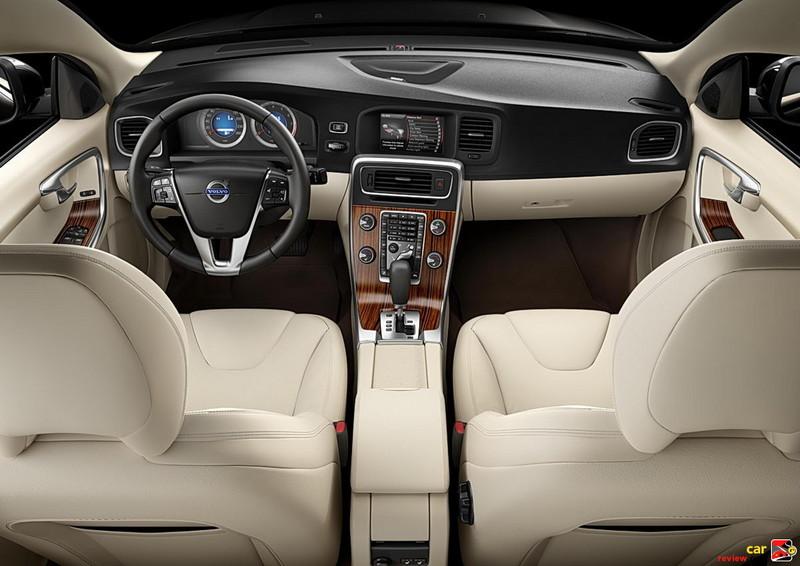 2011 Volvo S60 optional interior