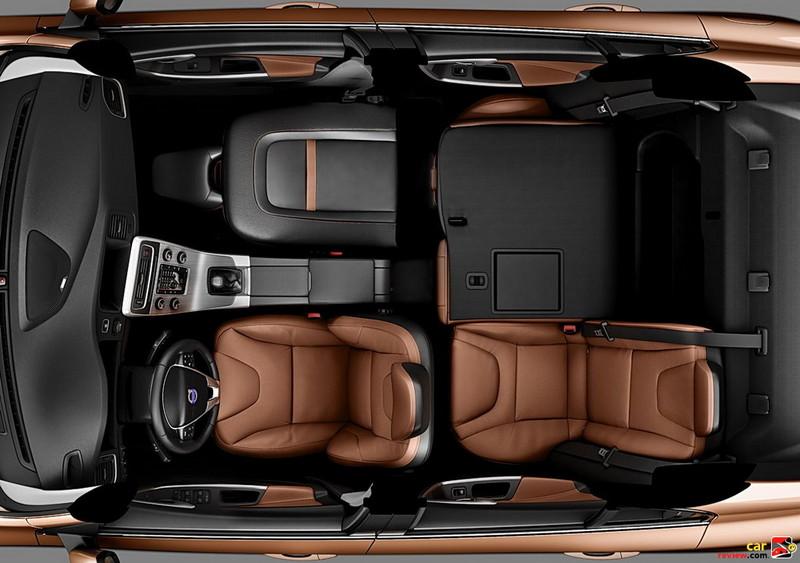 2011 Volvo S60 interior