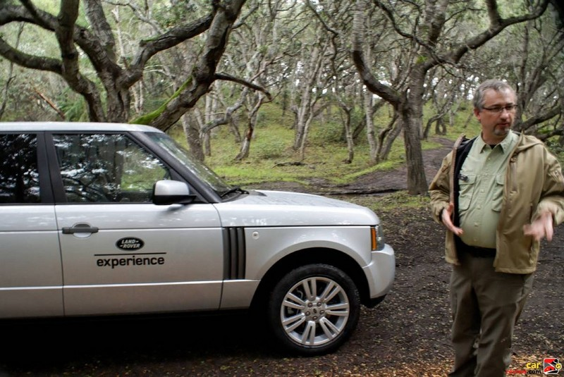 2010 Land Rover Experience School