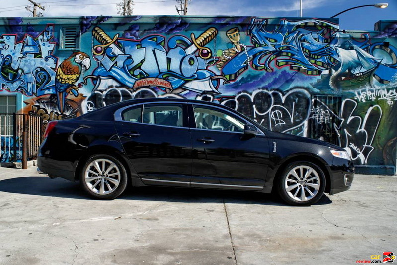 2010 Lincoln MKS w/EcoBoost