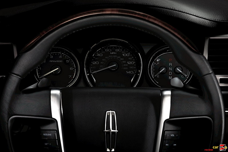 Instrument Cluster with Message Center
