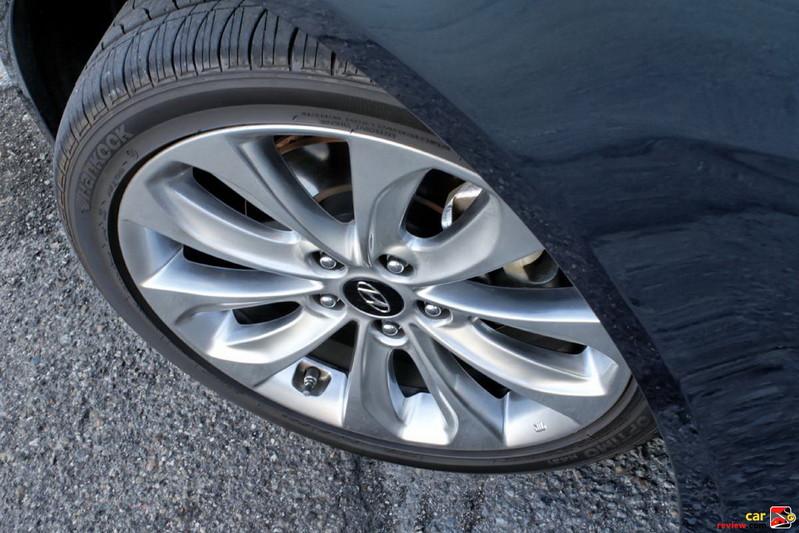 18 inch aluminum alloy wheels