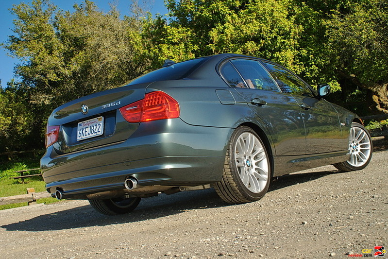 2010 BMW 335d