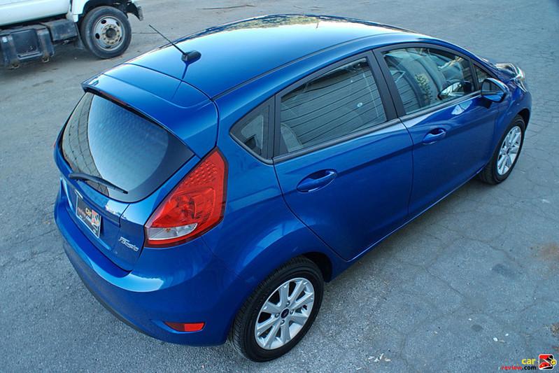 2011 Ford Fiesta SE Hatchback