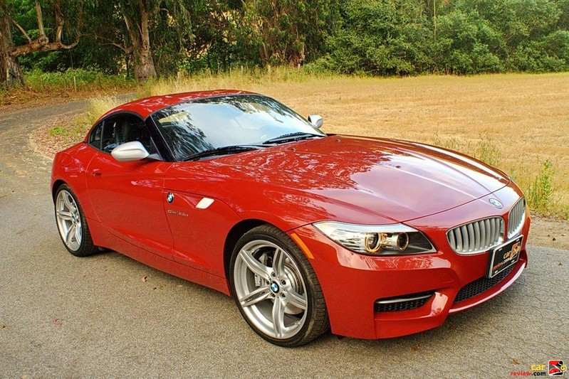 2011 BMW Z4 sDrive 35is
