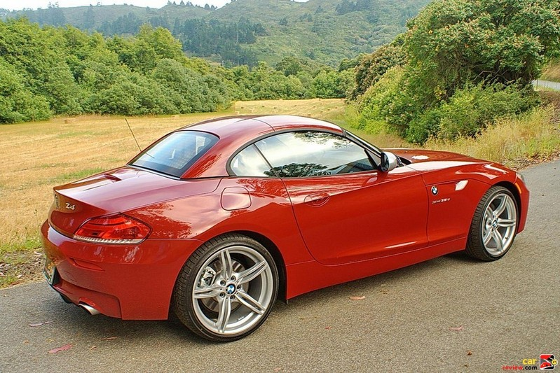 BMW's first hardtop roadster