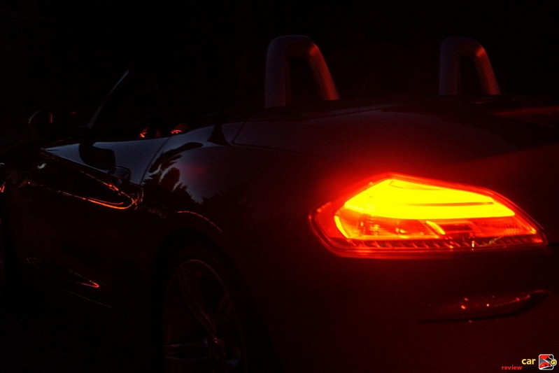BMW Z4 LED tail light