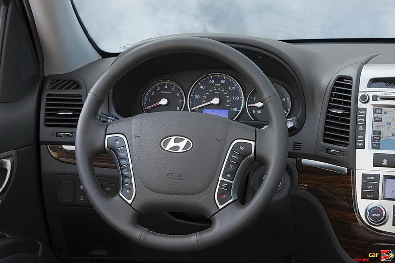 Integrated Steering Wheel Controls