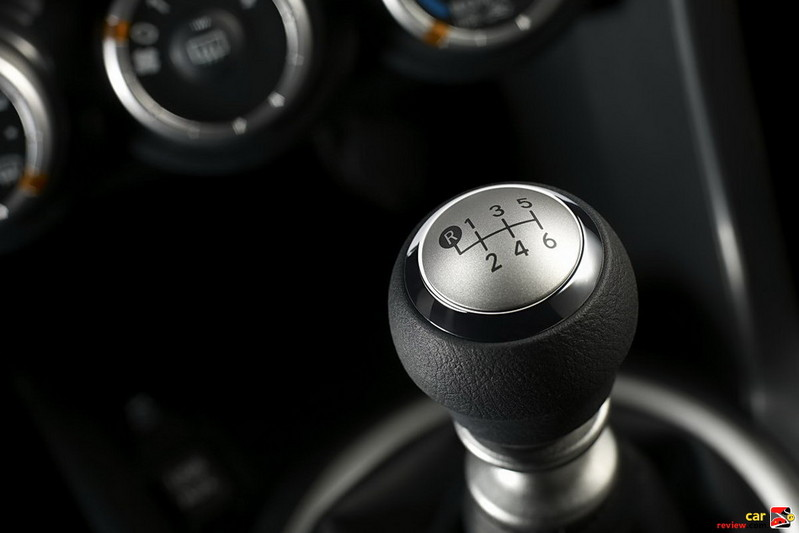 Scion tC 6-speed manual transmission