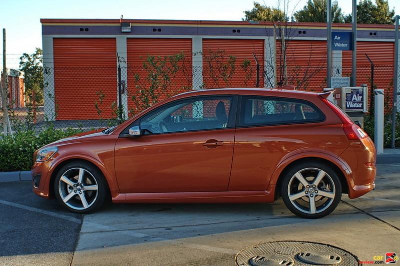 2011 Volvo C30 R-Design