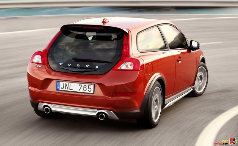 Volvo C30 R-Design Eurospec
