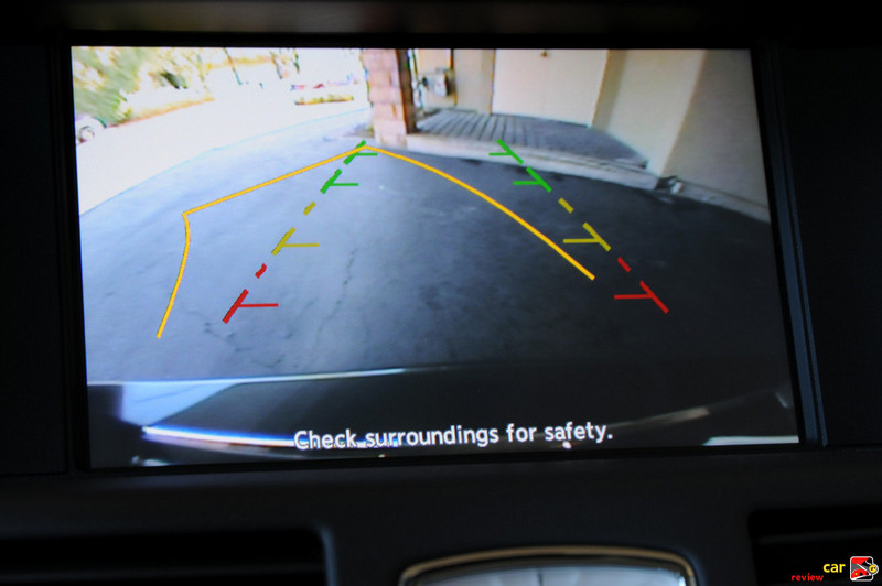 car's trajectory based on steering angle