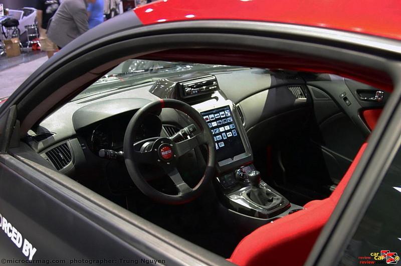 Hyundai Genesis Coupe ARK Performance