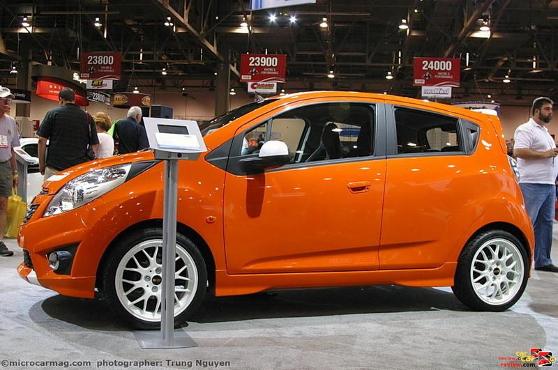 Chevrolet Spark Z-Spec Concept