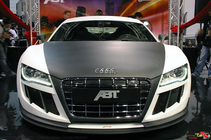 Audi R8 by ATB Tuning