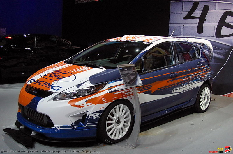 Ford Fiesta Ford Racing