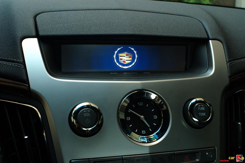 Glide-up touch screen Navigation