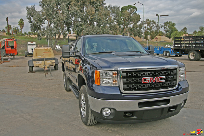 2011 Chevrolet Silverado 2500HD/GMC Sierra 2500HD