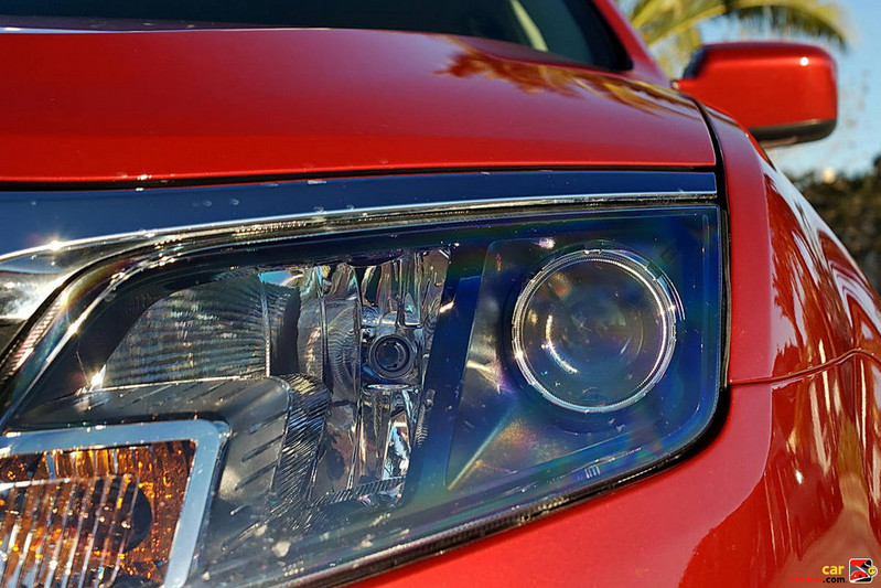 Quad-Beam Halogen Headlamps