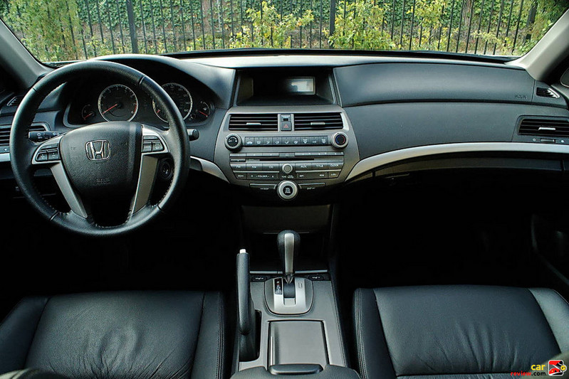 Honda Accord Sedan Interior