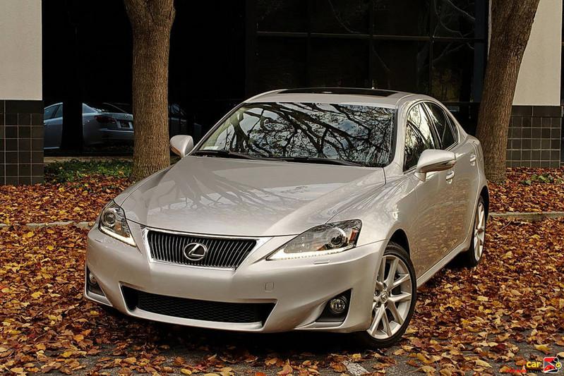 2011 Lexus IS 350 AWD