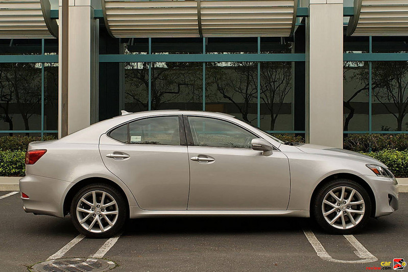 2011 Lexus IS 350 AWD
